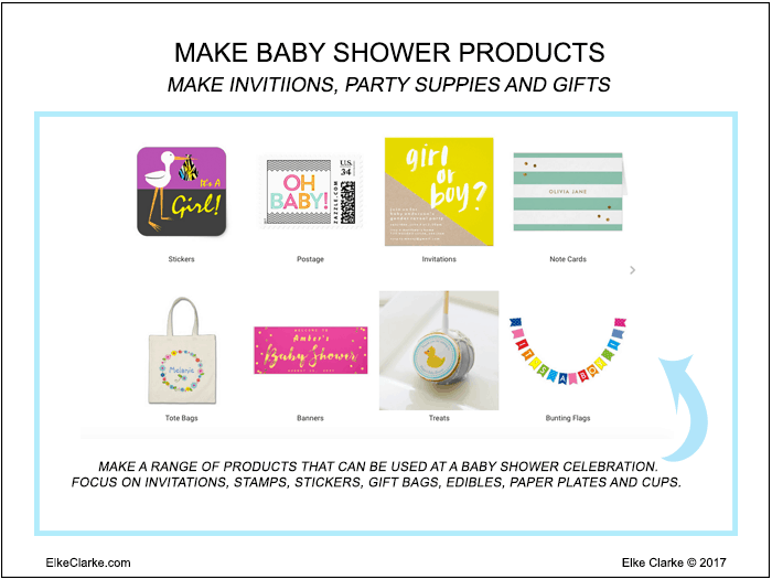 Make Baby Shower Invitations Party Supplies And Gifts On Zazzle